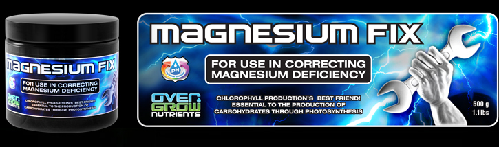 OverGrow Nutrients Magnesium Fix